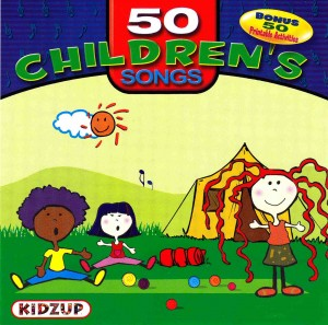 50 Children's Songs Kidzup